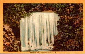 Minnesota Minneapolis Minnehaha Falls Dexter Press