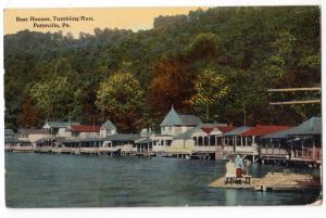 Boat House, Tumbling Run, Pottsville PA