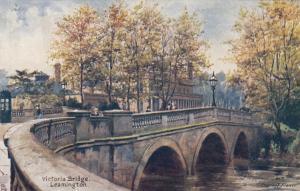 LEAMINGTON , UK , 1900-10s ; Victoria Bridge ; TUCK 1672