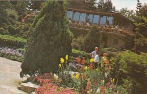 Canada Hamilton Royal Botanical Gardens The Rock Garden and Teahouse