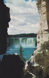 Alexandra Falls, Hay River , N.W.T. , Canada , 40-60s