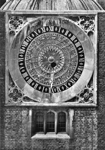 Hampton Corut Palace Middlesex The Astronomical Clock