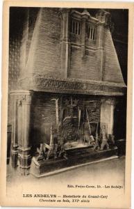 CPA LES ANDELYS - Hostellerie du Grand Cerf (163570)