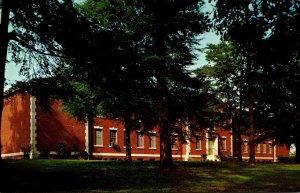 Mississippi Jackson Science Building Belhaven College