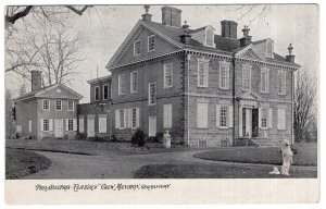 Philadelphia, Cliveden Chew Mansion, Germantown