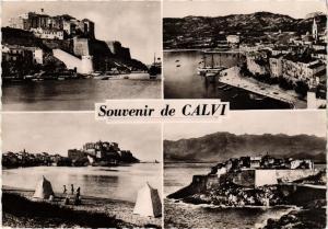 CPM CORSE- Calvi- Souvenir. (710965)