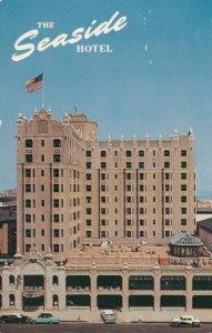 New Jersey Atlantic City The Seaside Hotel 1959 sk4877
