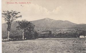 SANDWICH , New Hampshire, PU-1911; Whiteface Mountain