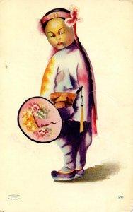Oriental Child