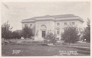 RP; Public Library , MOOSE JAW , Saskatchewan , Canada , 1910s-30s