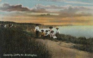 BRIDLINGTON , Yorkshire , England , 1922 ; Sewerby Cliffs