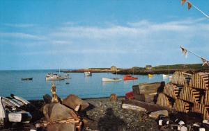 Madame Island, Petit de Grat, CAPE BRENTON, Nova Scotia, Canada, 40-60´s
