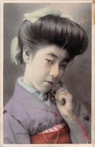 Asian Passionate Lady Girl (Japan) geisha