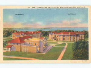 Linen University Of Wisconsin - Madison WI E1065