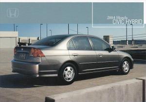 2004 Honda Civic Hybrid