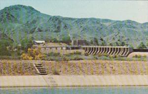 Arizona Imperial Dam On Colorado River