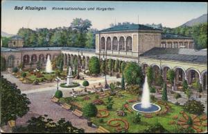 Bad Kissingen Konversationshaus und Kurgarten