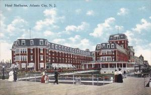New Jersey Atlantic City Hotel Shelburne