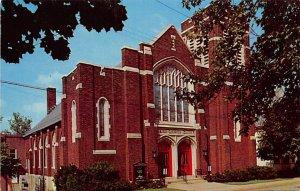 Grace Evangelical Lutheran Church Lackawanna Avenue - East Stroudsburg, Penns...