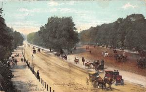 BR61049 rotten row hyde park chariot  london   uk