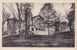 Ohio Delaware Wesleyan University Monnett Hall-Albertype