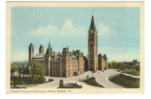 Canadian Houses of Parliament, Ottawa, Ontario