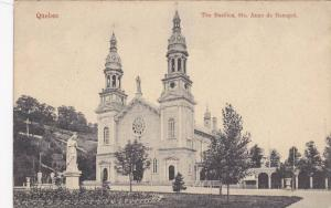The Basilica, Ste. Anne de Beaupre, Quebec, Canada, 00-10s