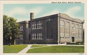 Nebraska Milford Milford High School