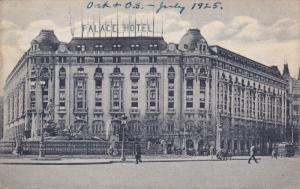 Madrid, Palace Hotel, Spain, 00-10s