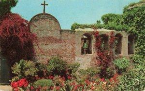 Postcard Mission San Juan Capistrano California
