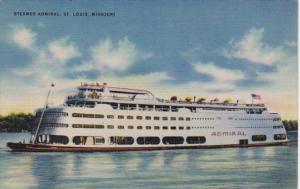 Missouri St Louis Steamer Admiral 1948
