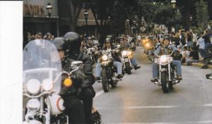 Motorcycle Parade YORK , Pennsylvania , 1998 #2