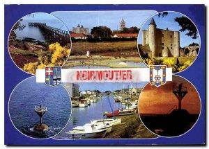 Modern Postcard Ile de Noirmoutier
