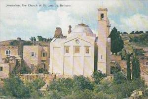 Israel Jerusalem Church of St Lazarus Bethany