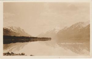 RPPC Lake Bennett near Carcross YT, Yukon Territory, Canada - Gowen, Sutton