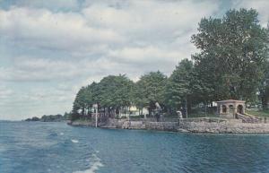 Cherry Island, THOUSAND ISLANDS, Ontario, Canada, 40-60's