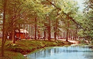AL - Tannehill State Park, Old Swimming Hole