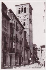 Spain Toledo Santo Tome Torre Mudejar Photo