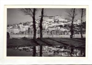RP, Parcial View Of Coimbra, Portugal, 1920-1940s