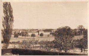 Sandy Lodge Hertfordshire School WW2 Real Photo Postcard