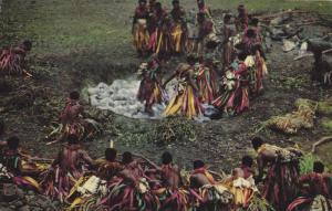 Fijian Firewalking, Fiji, 40-60s