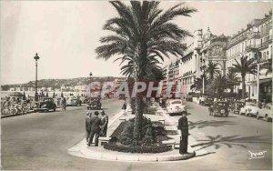 Modern Postcard La Cote d'Azu Nice Promenade des Anglais