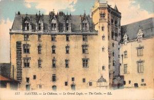 BR78408 nantes le chateau le grand logis the castle  france