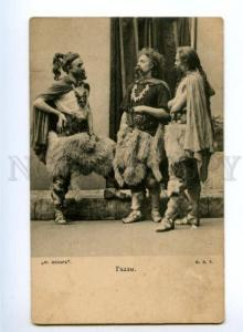 139190 CAESAR Type of Gauls Russia DRAMA Theatre Actor Vintage