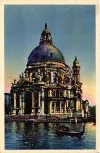 CPA Venezia Chiesa Santa Maria della Salute . ITALY (497197)