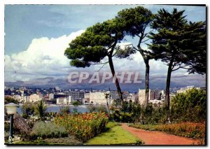 Modern Postcard The French Riviera Cannes M the great palaces of the Croisett...