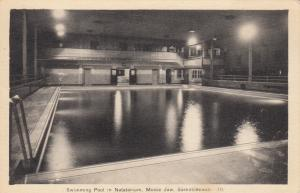 MOOSE JAW , Saskatchewan , Canada , 1910-30s ; Swimming Pool in Natatorium