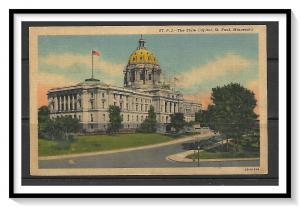 Minnesota, St Paul - The State Capitol