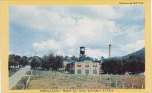 Kentucky Irvine Hamilton Carhartt Overall Company