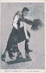Dance Ballet La Veuve Joyeuse